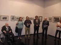 """Inauguració de l'exposició """"Masies de Terrassa i Matadepera. La mirada artística d'Eduard Rosell"""""""