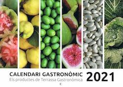 Nou calendari 2021 de Terrassa Gastronòmica